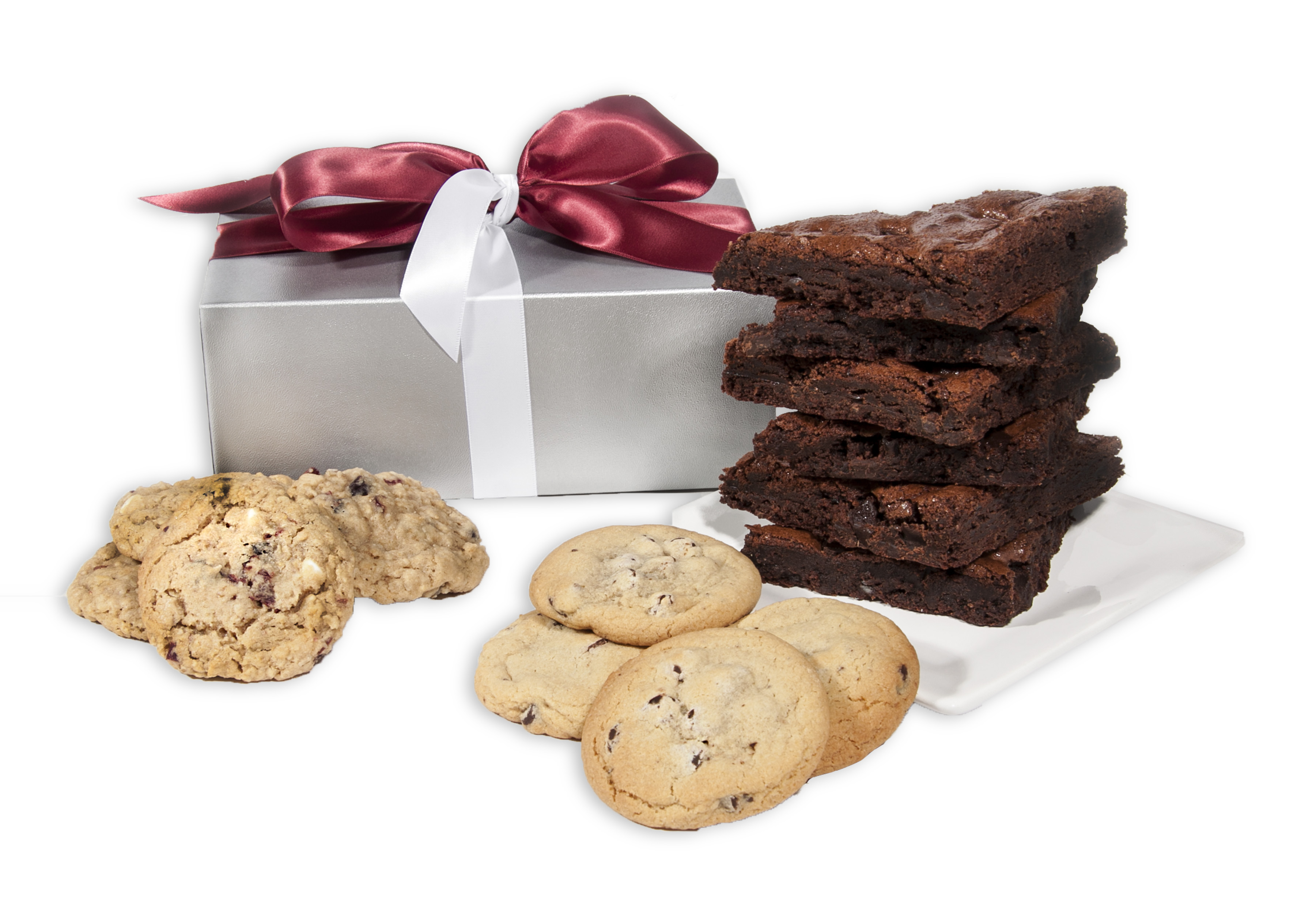 Cookies Brownies Delivery Cookie And Brownie