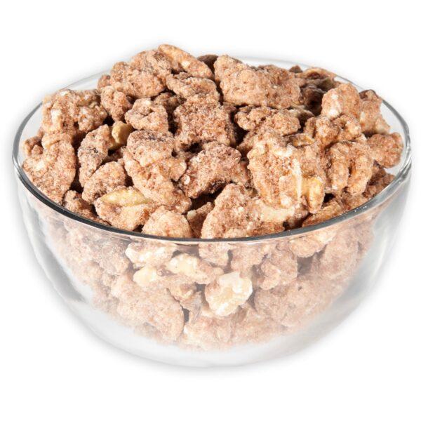 Cinnamon Sugar Walnuts