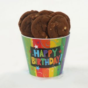Happy Birthday 8 ct Cookie Gift
