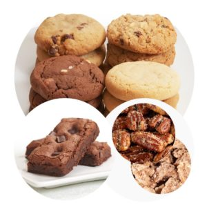 Ultimate Cookie and Brownie Combo with Nuts