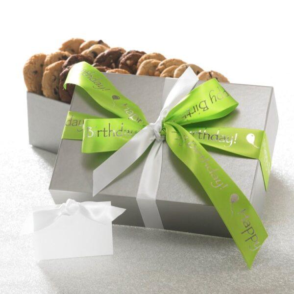 Happy Birthday 28 ct Cookie Gift