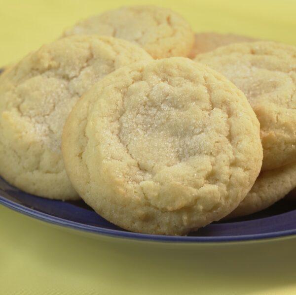 Lemon Sugar Cookie