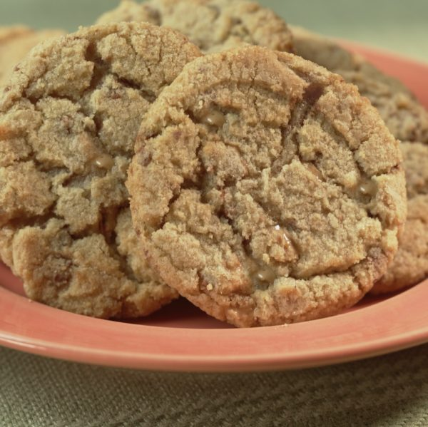 Toffee Chocolate Crunch Cookie