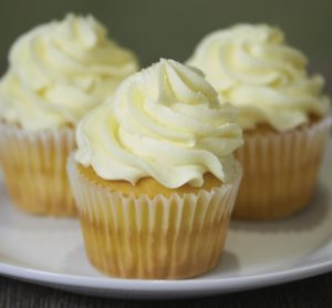 Lemon Dream Cupcake
