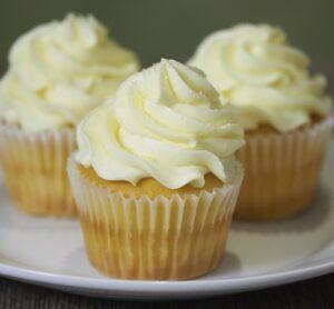 Lemon Dream Cupcake