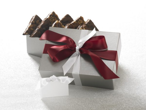 Silver Elegance 12 ct Brownie