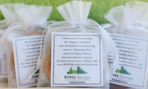 Boma Organza Cookie Aug Luncheon