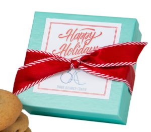Aqua Box Cookie