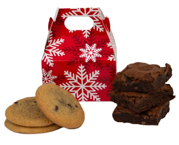 Gable Cookie and Brownie
